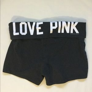 PINK Victoria's Secret SEXY Short  LOVE PINK❤️